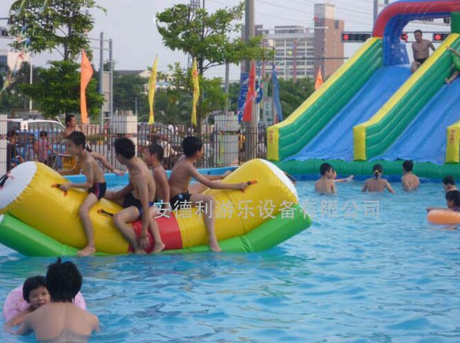 移动水上乐园